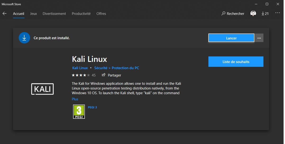 kali-linux-wsl2