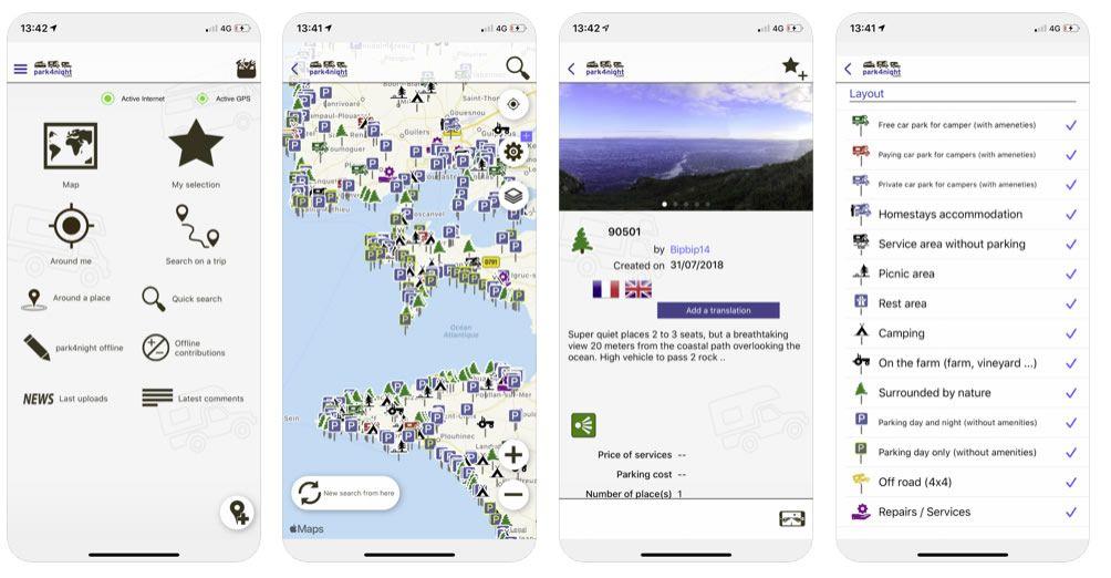 park4night-app