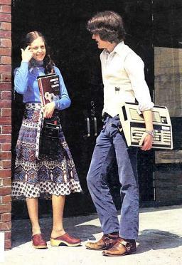 Geek années 70