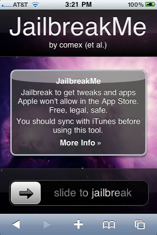 Jailbreak iphone 4G