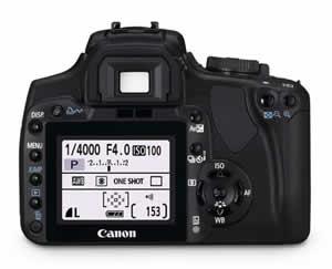 canon 400D photos réflex canon