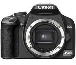 canon 450D blog